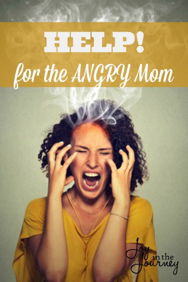 I don't want angry mother days. I don't want my children to remember that mommy blows up. I want them to remember a joyful mommy who can control her emotions. How can we fix being an angry mother?