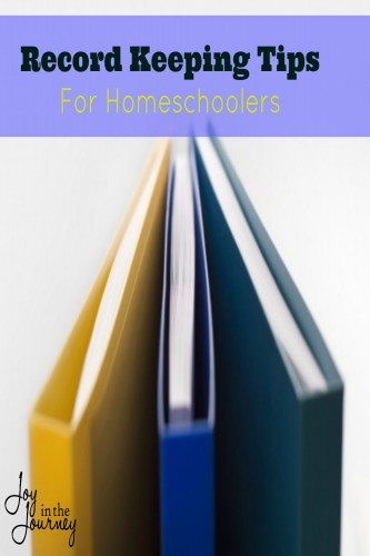 Record KeepingTips for Homeschooling Homeschool record keeping will look different in each family, If you have never kept records before, now is a good time to begin.