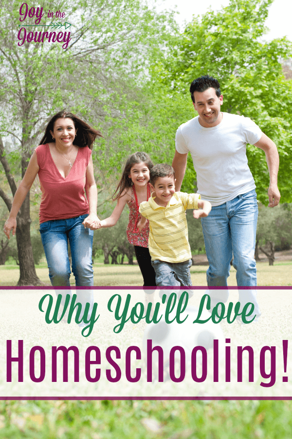 When we first started homeschooling, I honestly didn't know how long we would do it. But then, we fell in love with it! Here are 10 things our family loves about homeschooling.