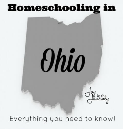 Homeschooling in Ohio