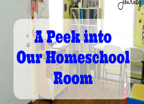 Our Homeschool Room and Organization