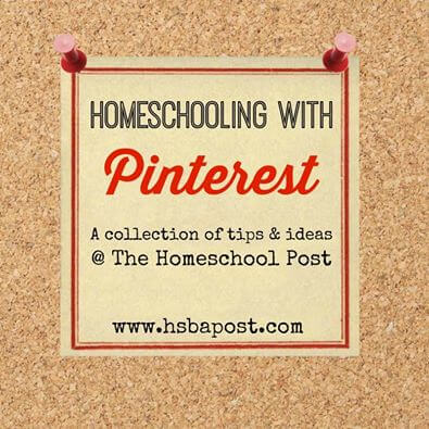 Homeschooling with Pinterest