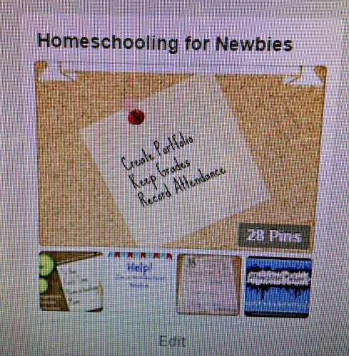 New to homeschooling