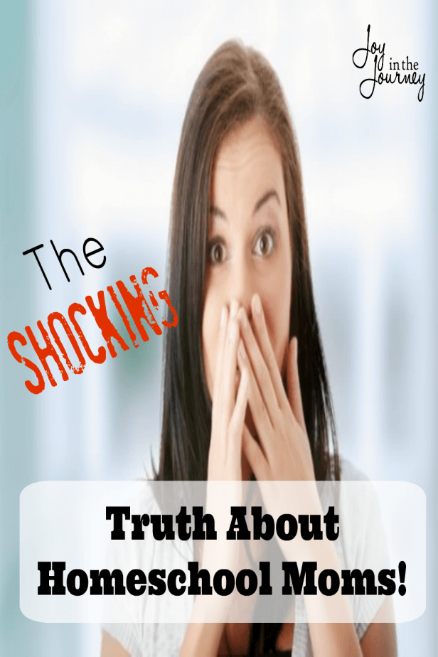 The Shocking Truth About Homeschool Moms There is a shocking truth about homeschool moms. What it is you would never guess! The truth about homeschool moms is that......