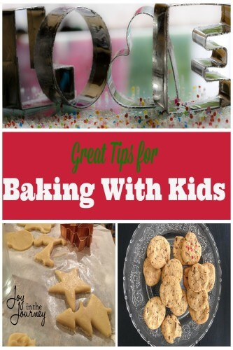 Great Tips for Baking With Kids