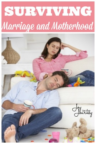 So, what can we do to keep our marriage strong despite the demands of motherhood? How can we survive marriage and motherhood? Here are some tips!