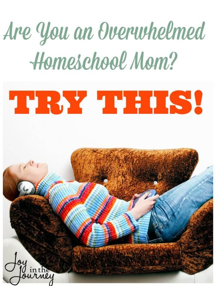 When things are hectic, and free time is nonexistant there is one thing you can do that can literally save your homeschool. This idea saved my homeschool and it can help yours as well!