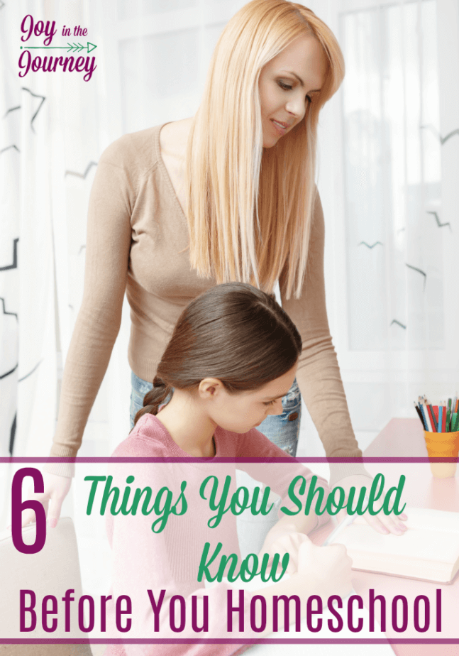 So, you are thinking about homeschooling? Great! Homeschooling is a wonderful choice.However, there are a few things you need to know before you homeschool.