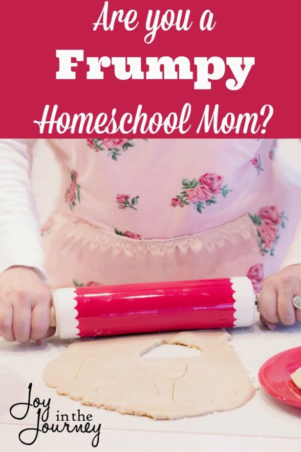 Our marriages are under attack in this nation and homeschool moms are not immune to it. In fact, if we let it, we can become that frumpy homeschool mom and not even realize it.
