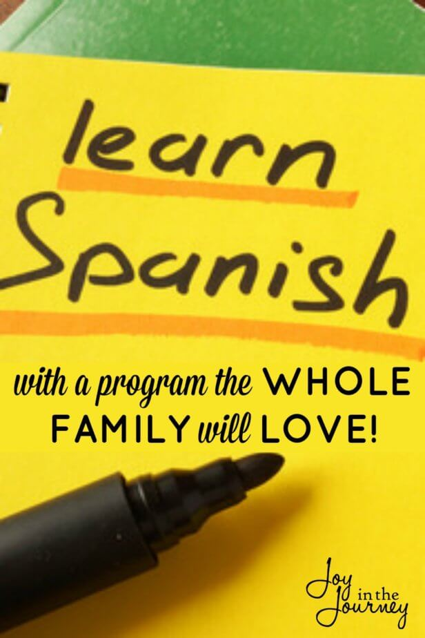 Are you looking for a foreign language program for your kids? I have found the BEST foreign language program for kids and it can be taught in just 10 minutes a day!