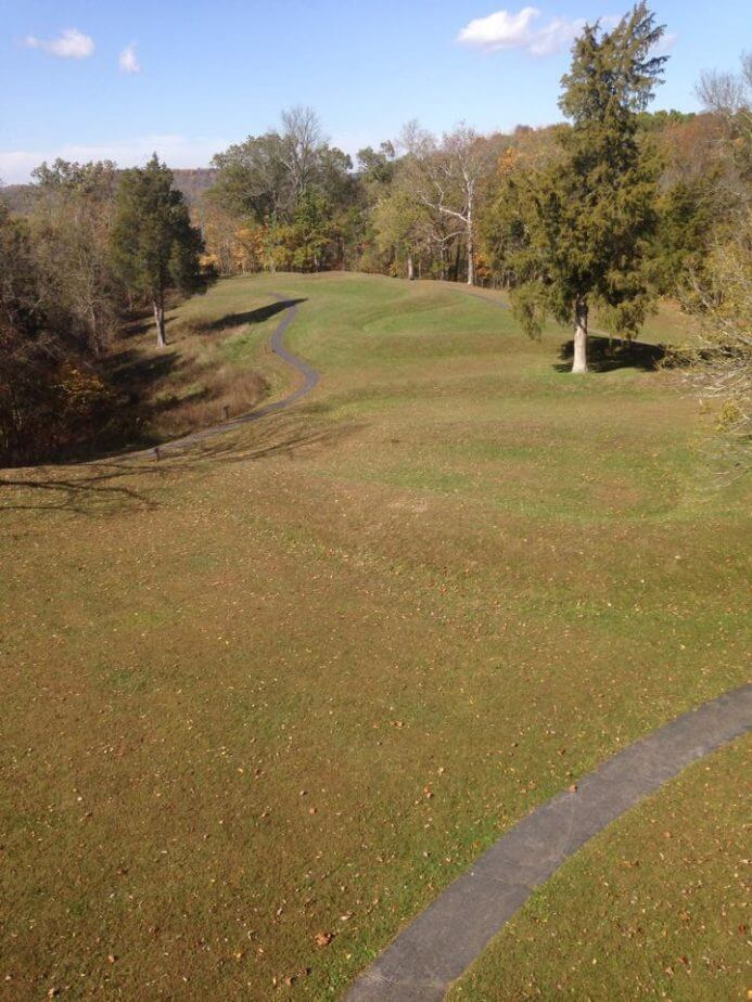 Serpent Mound, OH