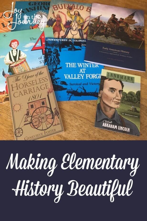 History is beautiful, and the way we teach it should be too! That is why I was so excited to dive into Beautiful Books Early Elementary History with Daniel this spring. It was exactly what I was looking for in an early elementary history curriculum.