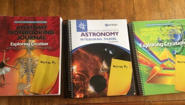 Notebooking with Apologia