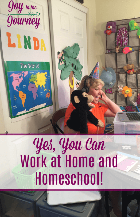 Have you been wanting to work at home but aren't sure if you can since you homeschool? Believe me when I tell you that you can work at home and homeschool. Here is an amazing opportunity that can help you get started!
