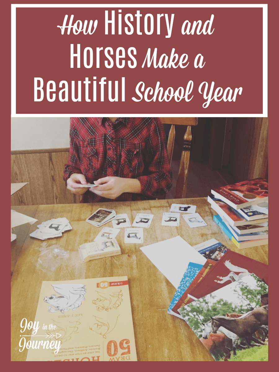Have you wondered about Beautiful Feet Books, History of Horses? We are taking a look at all this amazing course has to offer. Hint: It's WAY more than just history!