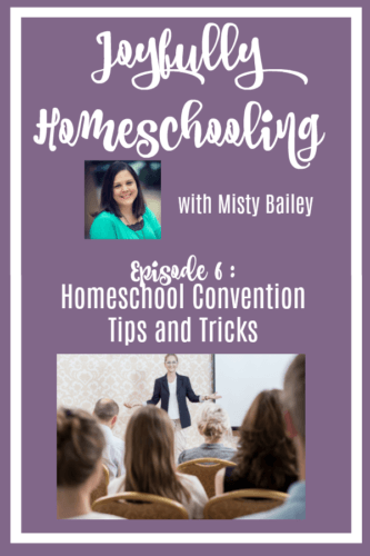 As we all prepare for homeschool convention season I wanted to share some of my best homeschool convention tips and tricks!
