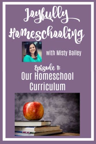 One of biggest struggles homeschool parents have is over curriculum. Today, I am sharing the different homeschool curriculum we have used over the years, what we thought of each of them, and what we plan to continue using in our homeschool.