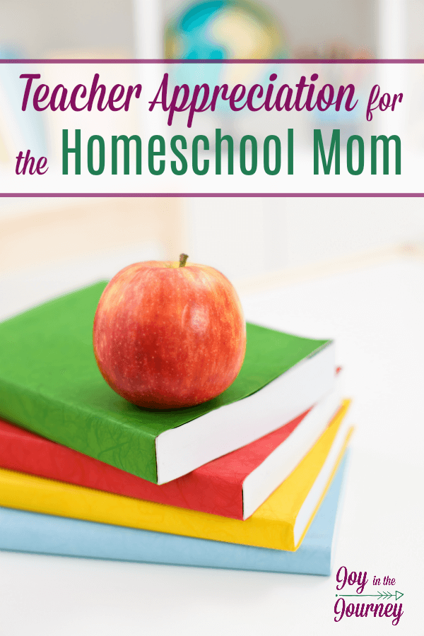 Teacher appreciation day. It's something the public schools get. But, what about the homeschool teachers? Let's celebrate them too by honoring teacher appreciation day for the homeschool mom.