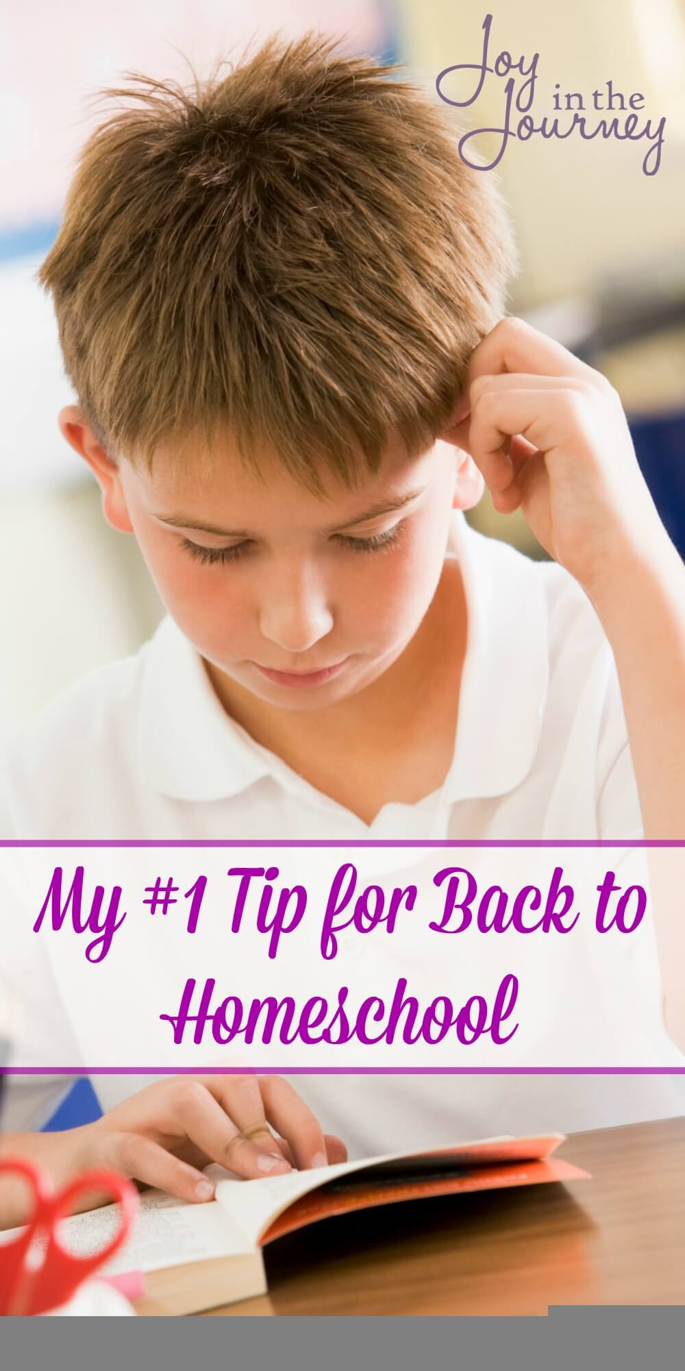 As we all prep for back to school, I am sharing some fun advice and information about our homeschool including my number one tip for back to school!